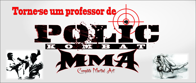 PÓLIC KOMBAT - Arte Marcial Completa